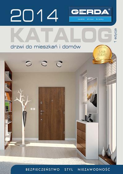 Zobacz katalog drzwi GERDA 2014