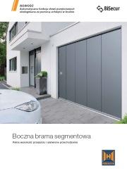 Zobacz katalog BRAMY HORMAN SEGMENTOWE BOCZNE