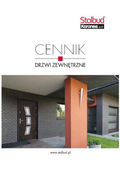 Zobacz katalog Drzwi zewnętrzne Stolbud