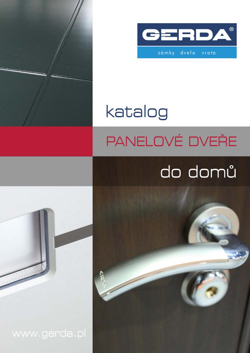 Katalog Drzwi do Mieszkań czeski