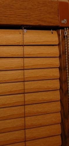 Żaluzje drewniane Standard 25mm