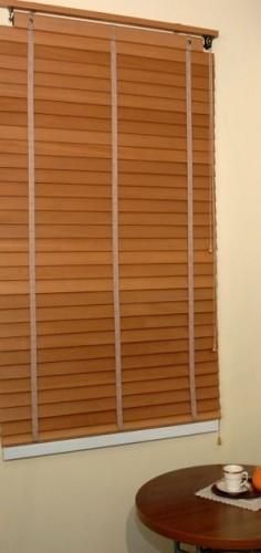 Żaluzje drewniane Classic 50 mm