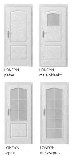 Drzwi Porta Londyn