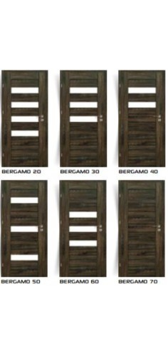 Drzwi VOSTER BERGAMO