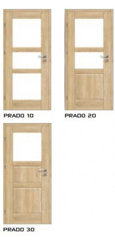 Drzwi Voster Prado
