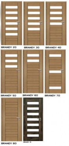 Drzwi VOSTER Brandy