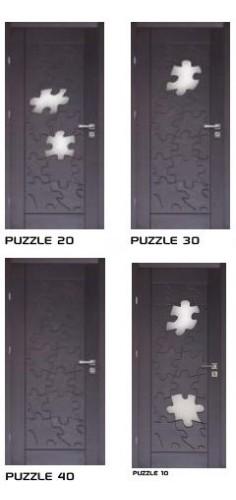 Drzwi VOSTER Puzzle