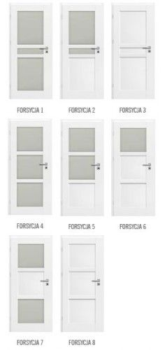 Drzwi ERKADO FORSYCJA