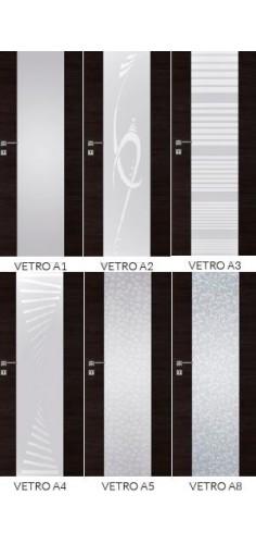 Drzwi DRE Vetro A