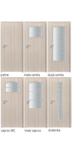 Drzwi Porta Decor