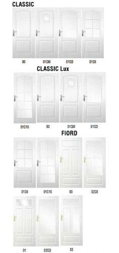 Drzwi Pol-Skone Classic, Classic lux, Fiord