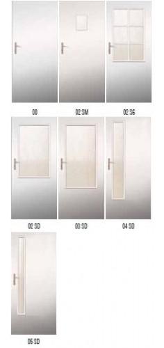 Drzwi Pol-Skone płytowe
