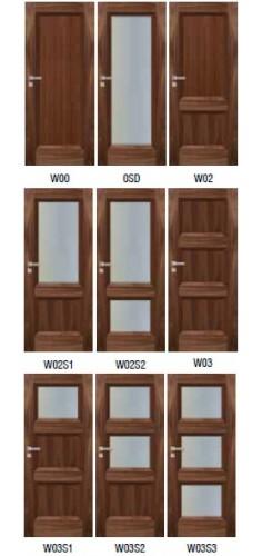 Drzwi Pol-Skone Vertigo Lux