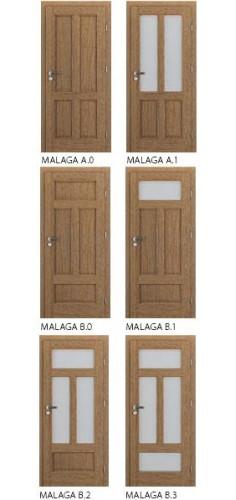 Drzwi Porta Malaga, Madryt