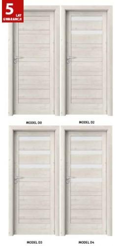 Drzwi Verte Kolekcja D