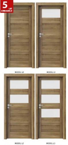 Drzwi Verte Kolekcja L