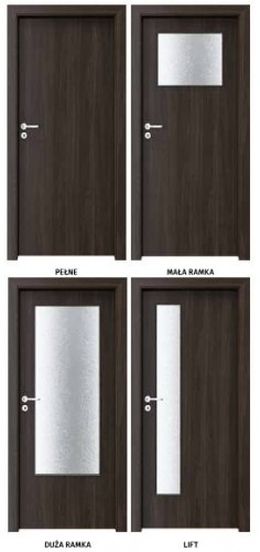 Drzwi Verte basic, basic plus