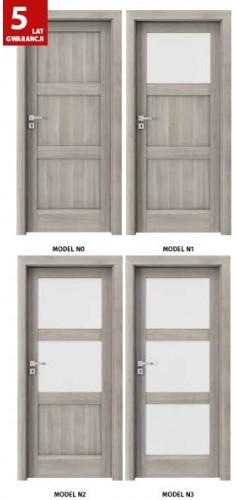 Drzwi Verte Kolekcja N
