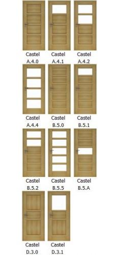 Drzwi Stolbud Castel
