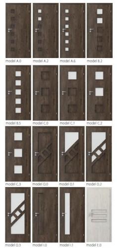 Drzwi Porta Fit