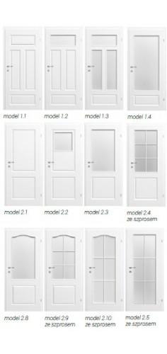 Drzwi Classen Morano