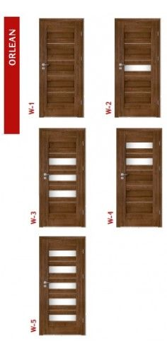 Drzwi INTENSO DOORS ORLEAN