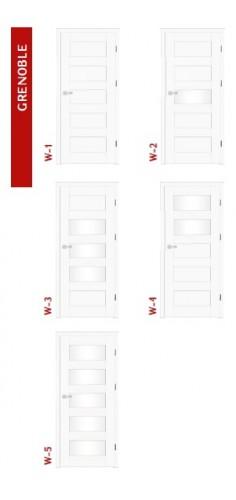 Drzwi INTENSO DOORS GRENOBLE