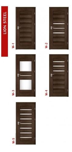 Drzwi INTENSO DOORS LION STEEL