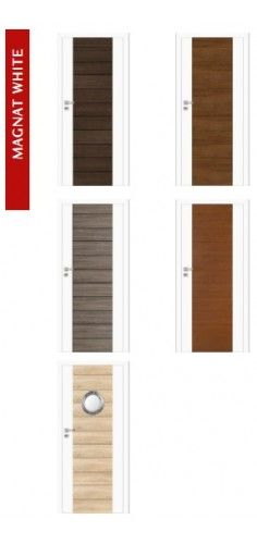 Drzwi INTENSO DOORS MAGNAT WHITE