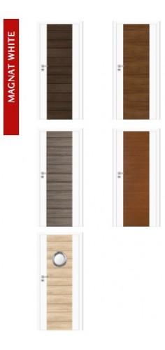 Drzwi INTENSO DOORS MAGNAT WHITE