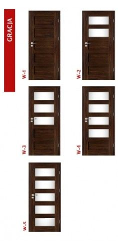 Drzwi INTENSO DOORS GRACJA