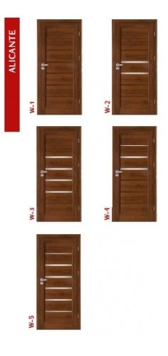 Drzwi INTENSO DOORS ALICANTE