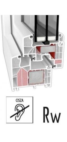 Okna RW Passiv-line PLUS