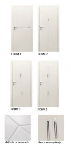 Drzwi Porta Form Premium