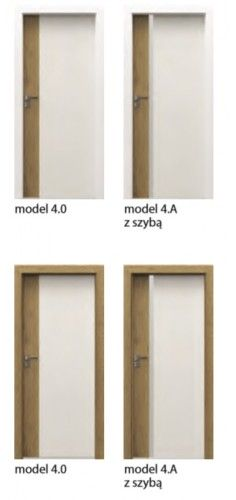 Drzwi Porta Duo