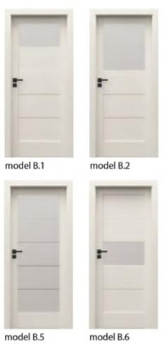 Drzwi Verte Kolekcja B