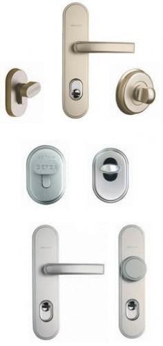 Tarcze drzwiowe GERDA 1000 72 mm