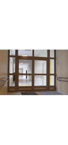 Drzwi i ścianki profilowe mcr PROFILE i mcr PROFILE ISO