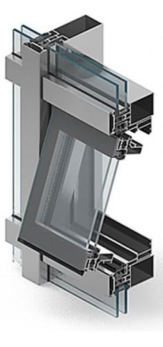 MB-SG50 Okno odchylne