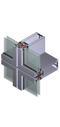 MB-SE75, MB-SE75 HI - fasada elementowa