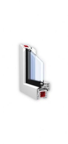 Okna z profili KBE - das Fenster