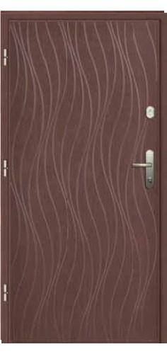 Drzwi Gerda WX 10 ALMADA NATURA