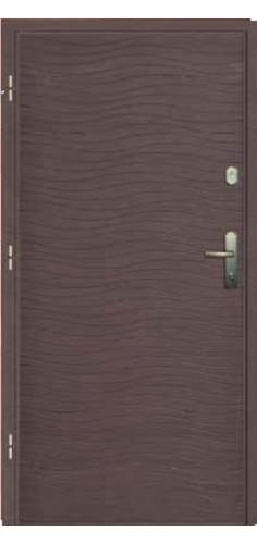 Drzwi Gerda WX 10 AMARANTE NOVA