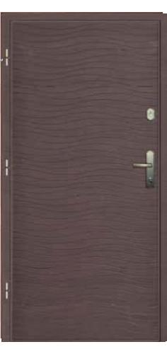Drzwi Gerda SX 10 AMARANTE NATURA
