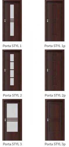 Drzwi Porta Styl