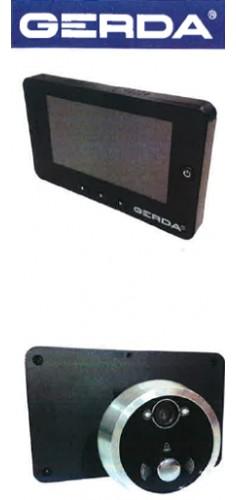 Wizjer elektroniczny GERDA
