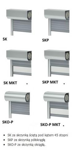 Adaptacyjne SK, SKP, SKO, SKO-P, SP, SP-E