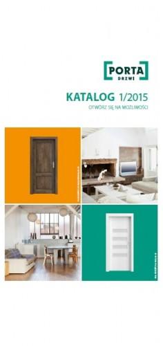 Drzwi Porta i najnowszy katalog