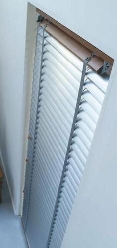 Żaluzje aluminiowe standard