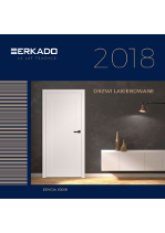Zobacz katalog drzwi Erkado lakierowane